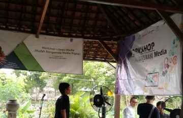 workshop jurnalistik