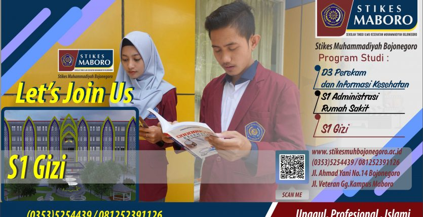 Stikes Muhammadiyah Bojonegoro S1 Gizi